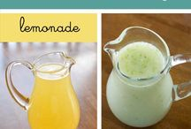 Beverages / Smoothies & drinks / by Judy Foster