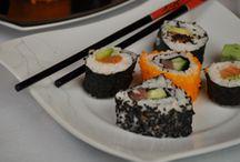 Recepty sushi