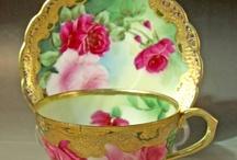 Vakkert porselen