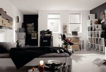 Home. Bedrooms. Youth / Teen, dorm, child & baby rooms / by J M D