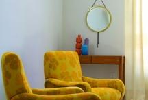 Lady chair- retro armchair