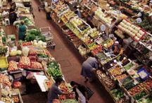mercados y mercadillos