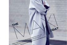 coats / Maxi Coats