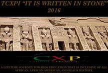TCXPI Ancient African Civilization - It Is Written In Stone