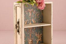 gavetas decoradas