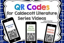 QR Code Ideas / Ways to use QR Codes in the Library