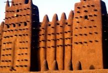 Africa - Mali - Djenné