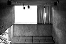 New space interior concept / Indoor outdoor inspiration