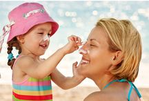 Summer Safety / Summertime is a great time to enjoy the outdoors! Be sure to stay safe in the summer sun!