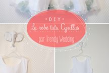 [DIY] La robe tutu par Trendy Weeding / Custominsation de la robe tutu par Trendy Weeding