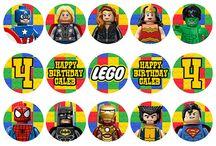 Aniversário Lego Marvel