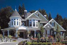 house designs / by Dawn Thurmeier