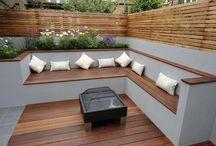 garden courtyard ideas