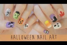 Halloween Nail Art ideas / Halloween Nail Art ideas, tips and tutorials.