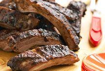 meats / by Carol Stevens