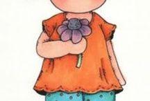 Muñeca Magnolia.