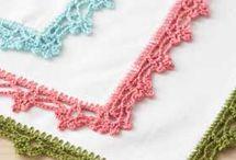 Hekla kanter / Crochet Edges