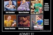 Ba Zn Ga / Favorite scenes of The Big Bang Theory