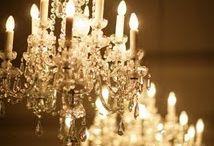 Inspirational lighting  / by Jana Holland