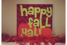Fall ideas / by Natalie Fisher