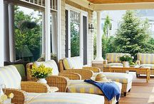 Cool porch