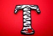 zebra love and cheetah print <3 / by Tiffany Allen