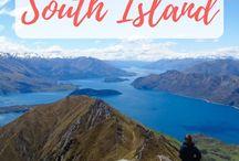 NZ hiking trails