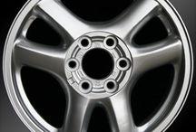 GMC wheels / by RTW Wheels