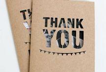 Kiitoskortit