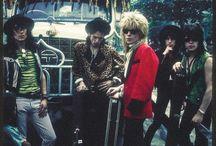 Hanoi Rocks, Michael Monroe