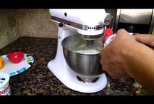 Cooking Videos / by Gloria Dasher