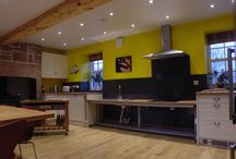Accessible Kitchens / Find accessible holiday accommodation with an accessible kitchen! The minimum these properties have is a roll-under hob and sink, but some have much more to offer as well