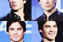 Ian Somerhalder / ~You don't always win, but everytime you lose you get better