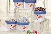 Kreatív hobbi/karácsony/tél