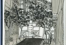 Artchitecture Drawing