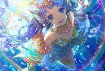 Mermaid / ~in progress..