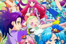 Pripara / My favorite anime show.