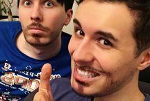 ☆ Dan and Phil ☆