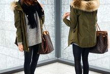Fall + Winter Fashion