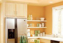 kitchen / by Megan Schleicher