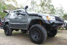 Jeep WK ideas