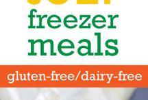 Gluten *free* Dairy *free* / by Flossie Davenport
