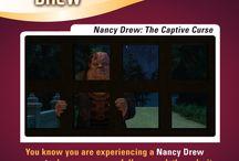 Nancy Drew #24: The Captive Curse / by Natalie