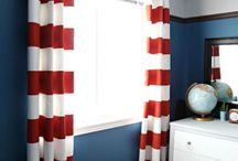 Captain america boys room
