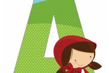 Festas Tematicas - chapeuzinho vermelho