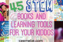 STEAM books / Books about science, technology, engineering, arts, and math