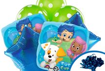 Bubble Guppies Party / Turn your party into Bubbletucky with this awesome theme!