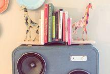 DIY : Suitcase Speakers