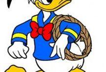 donald duck / everybody love donald duck