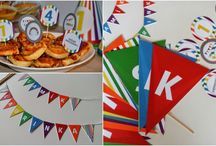 Color Birthday Party Decorations | Barevná oslava narozenin / Color Birthday decorations  https://www.facebook.com/media/set/?set=a.324886231052626.1073741841.240471209494129&type=3